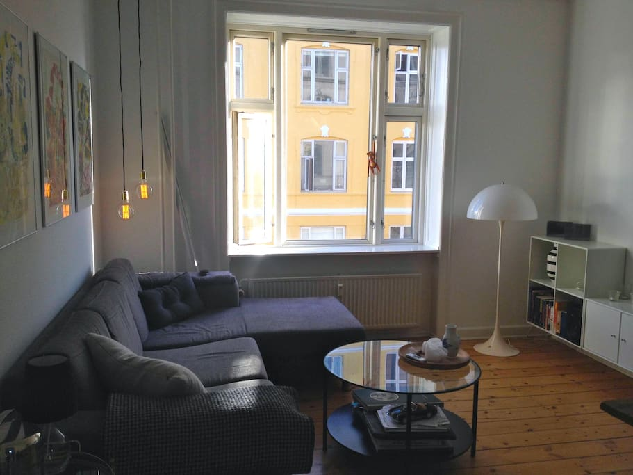 Cosy N 248 Rrebro Appartment Apartments For Rent In