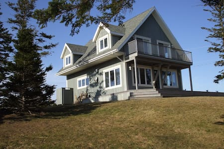 The Cove Beach House - Souris - Hus