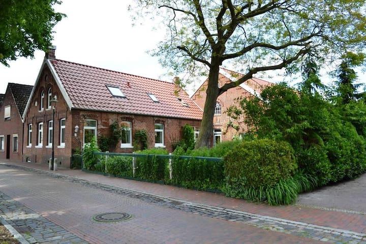 Gulfhof Oldersum EGWhng Haupthaus