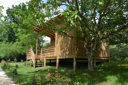 Cabane au Moulin des Sandaux - Saint-André-et-Appelles