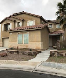 Big and spacious home - North Las Vegas - Casa
