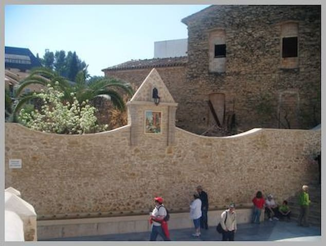 Apartamento turístico El Benicadell - Atzeneta d'Albaida - Daire