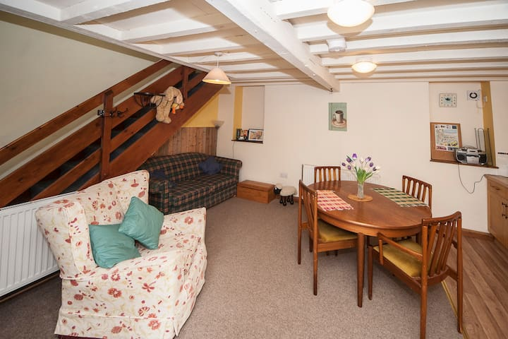 Cute cottage in Machynlleth centre - Machynlleth - Casa