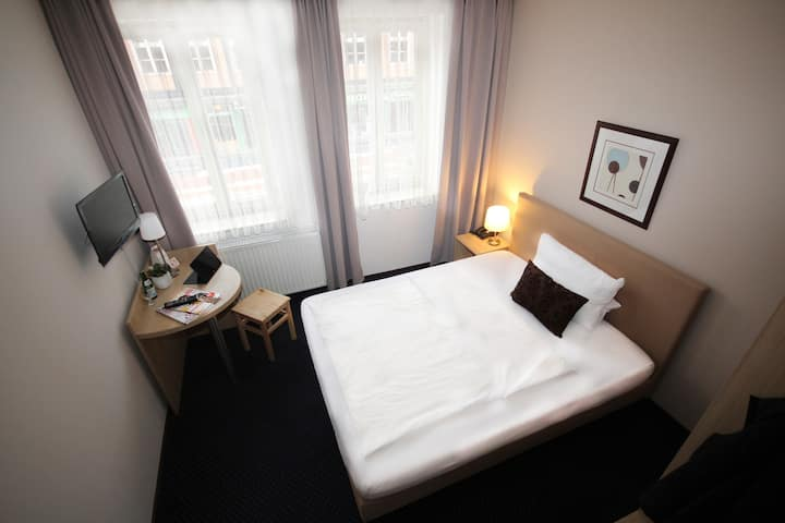 Einzelzimmer Economy  - im ONNO Hotel by Norman