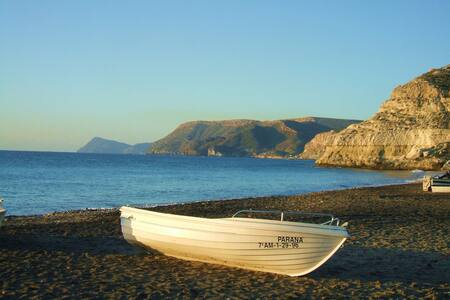 Chalet adosado 2 hab. Cabo de Gata - Agua Amarga - Chalet