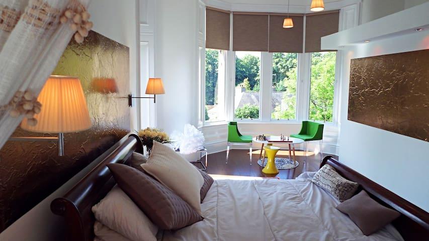 Luxury Villa 10 mins Loch Lomond  - Dumbarton - Casa