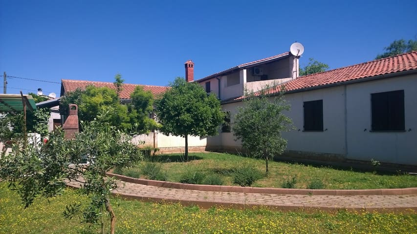 BIG ISTRIAN HOUSE FOR HOLIDAY - Vodnjan - Huis