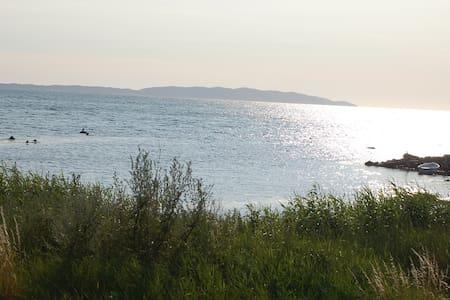 Ljuvlig lgh vid havet i Magnarp/Ängelholm - Ängelholm - Apartamento