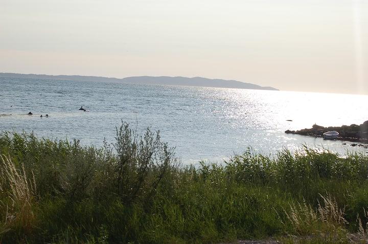 Vacker lägenhet vid havet i Magnarp/Ängelholm