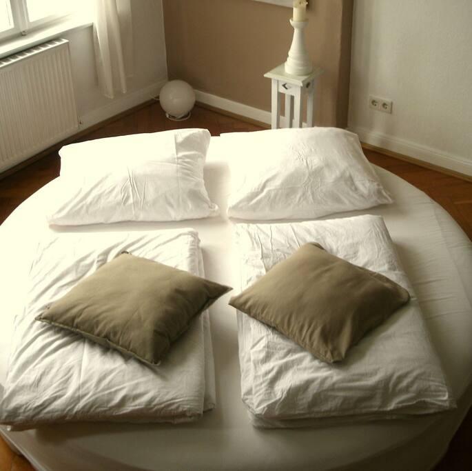 Gästezimmer 1 Doppelbett 200cm