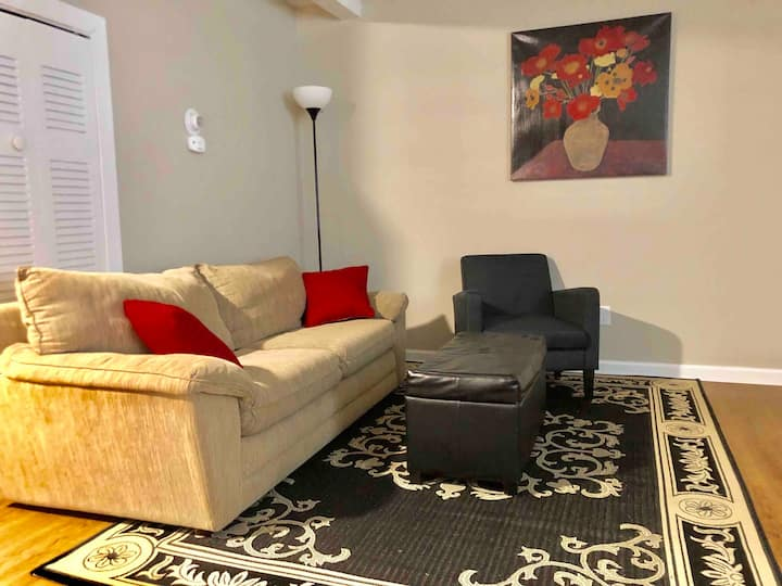Awesome 1 bdrm 1 bath apt. in Central Columbia!