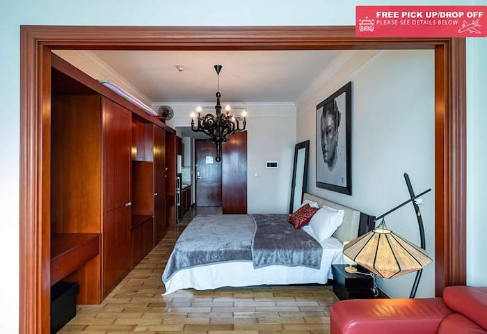 THE MANOR WARM STU FREE ROOF POOL & PICK UP 20%off