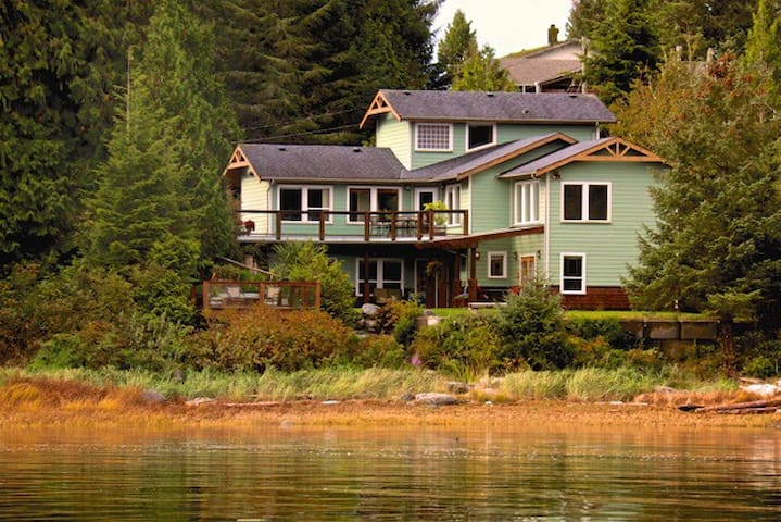 Ucluelet Guest House - Ucluelet - Huis