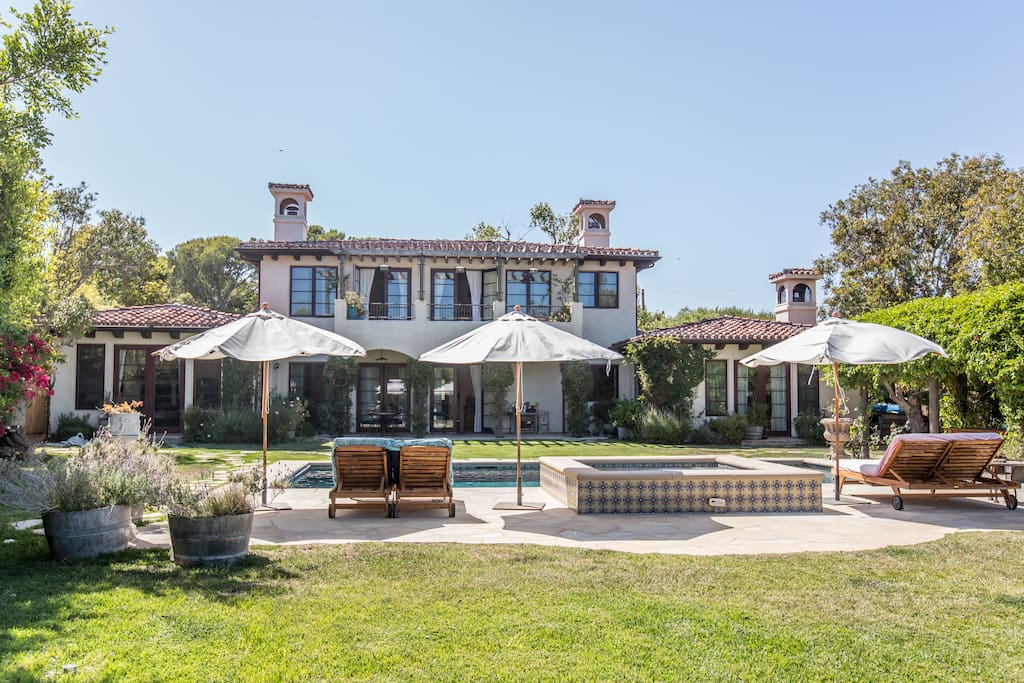 Sanctuary by the sea houses for rent in malibu for Malibu house for rent