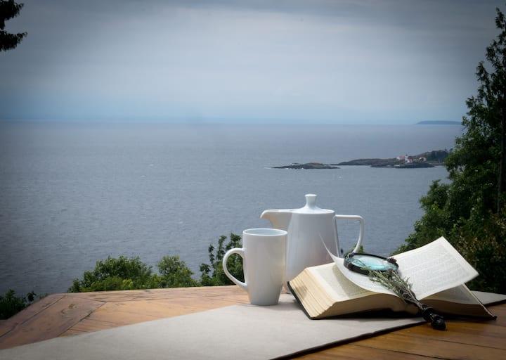 Stunning View Home in Halfmoon Bay