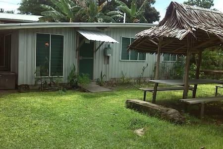 Kavieng Beach, 3 Bedr Bungalow. - Kavieng. - Zomerhuis/Cottage