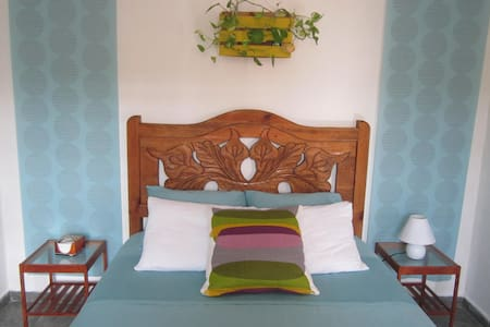 Casa de Hojas en el Centro!! - Playa del Carmen - Apartment