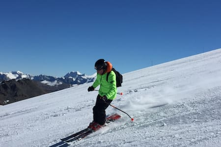 Winter Wonderland Ski Chalet - Sainte Foy Tarentaise