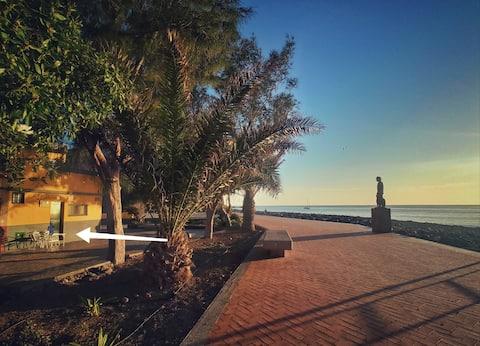 Casita en la playa - Παραλιακή - Καλή ταχύτητα wifi