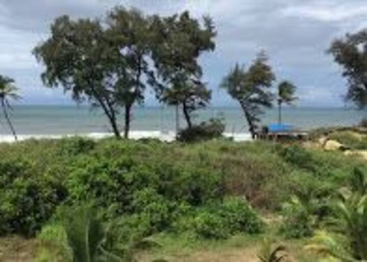 1 Luxurious Sea View Room -Arambol Beach
