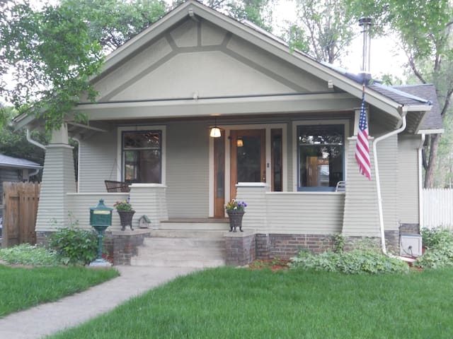 Charming  Craftsman Home - Longmont - Appartement