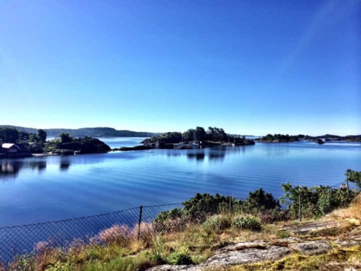 Norwegian Summer Paradise - close to Oslo!