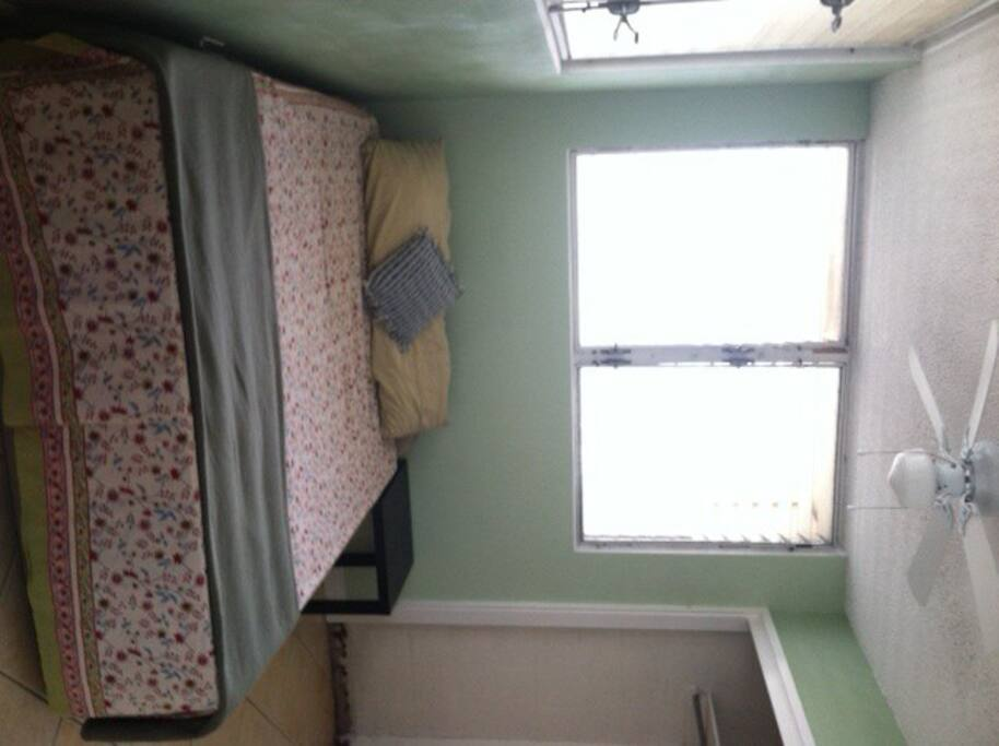The Green Guestroom