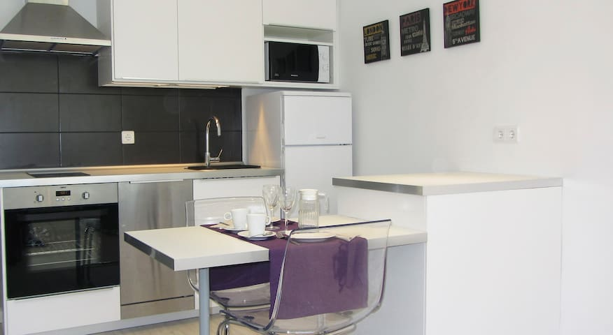 CAMP NOU STADIUM:MODERN AND COZY APARTMENT - Barcelona - Flat