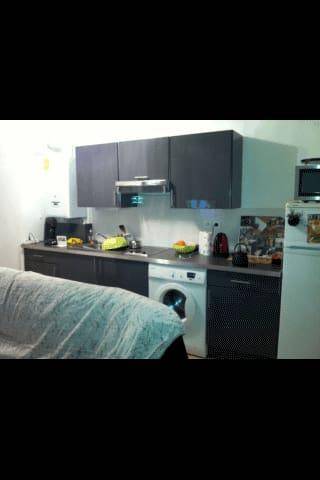 Magnifique t1 de 33m2 avec terrasse - Peypin - Apartment