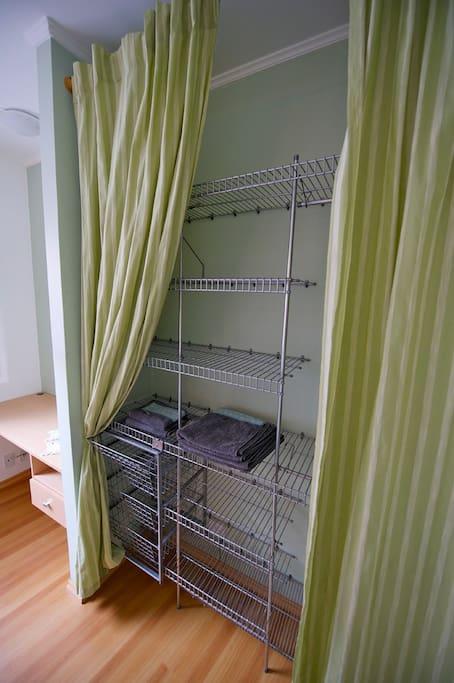 Armário/Closet
