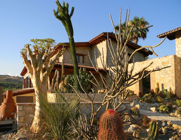 Relais Garden Cactus B&B - Rosa Blu