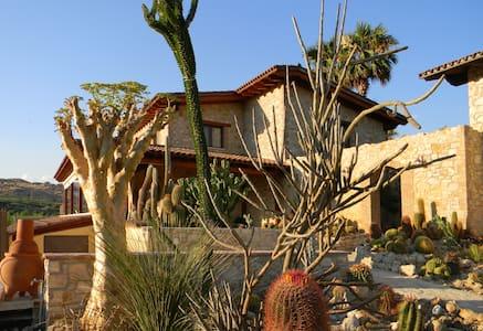 Relais Garden Cactus B&B - Mandorlo - Favara - Inap sarapan