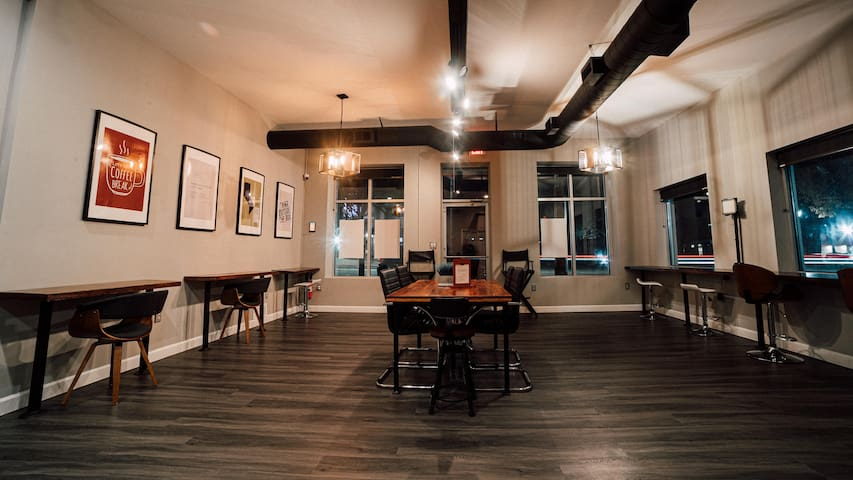 -THE SOCIAL- Event/Meeting Space,NO OVERNIGHT STAY