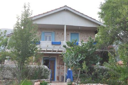 Mediterranean's country style home  - Çukurbağ