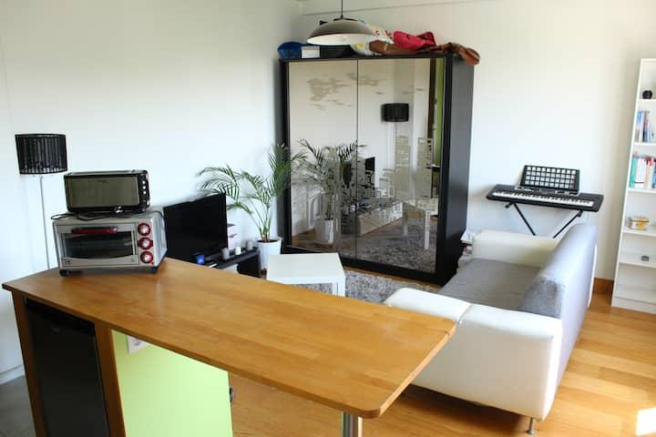 Appartement agréable proche du centre ville