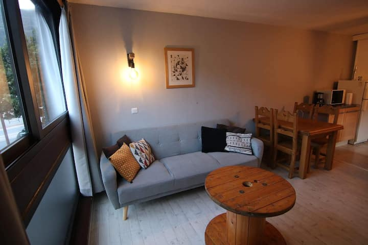 Appartement Cosy en Centre-Ville 36m²
