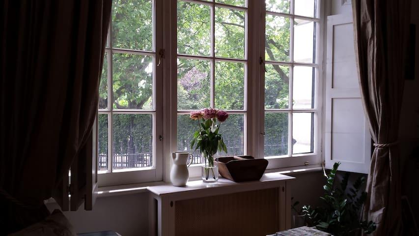 Double bedroom in Hyde Park luxury - Londen - Appartement
