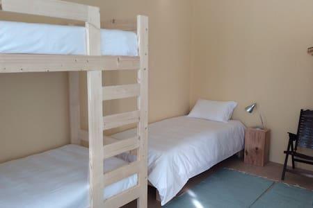 1B&B cama em quarto partilhado 4px - Ponta Delgada
