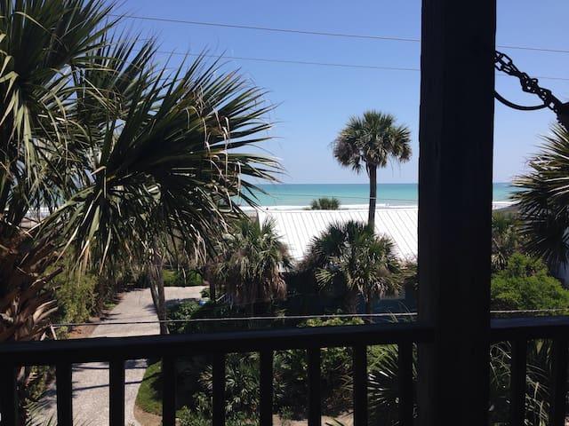 Amazing Ocean View - Folly Beach - Apartment