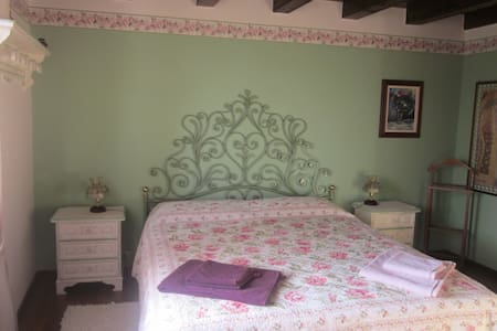 Charming b&b on Lake Garda hills - Bed & Breakfast