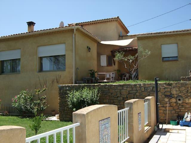 villa contemporaine avec piscine - Saint-Étienne-des-Sorts - Villa