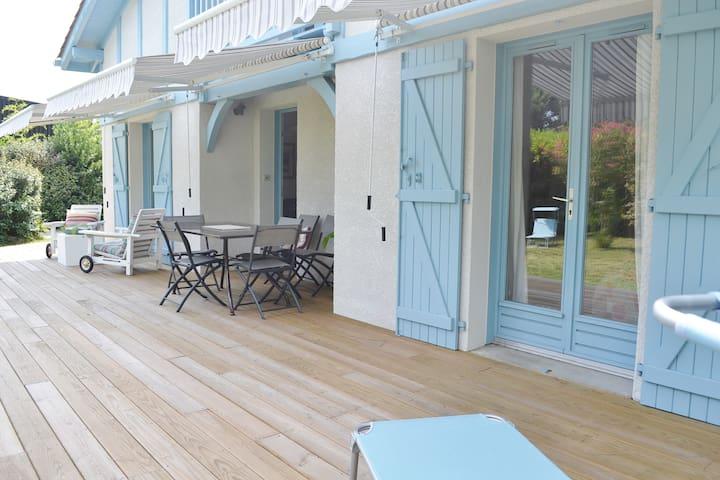 Comfortable Villa Surfing Hossegor - Soorts-Hossegor - Ev