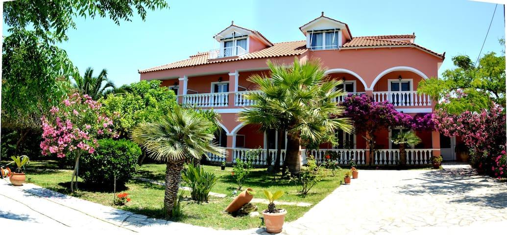 Residence Villasabella - Laganas - Oda + Kahvaltı