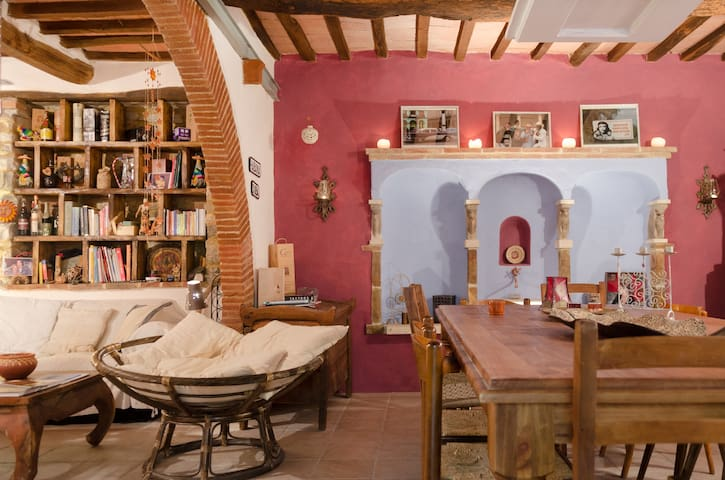 """Astral Weeks"" - Monterotondo Marittimo 1 - Bed & Breakfast"