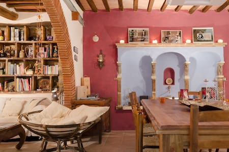 """Astral Weeks"" - Monterotondo Marittimo 1 - Bed & Breakfast"