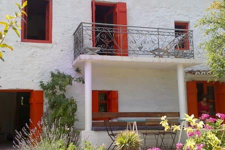 Maison charmante dans le péloponèse - Kyparissi - Ev