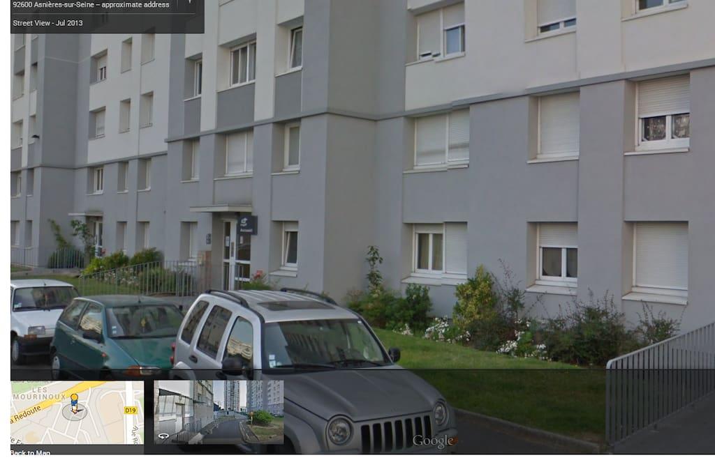 Location f4 80m meubl 5 6pers appartements louer - Location appartement meuble ile de france ...