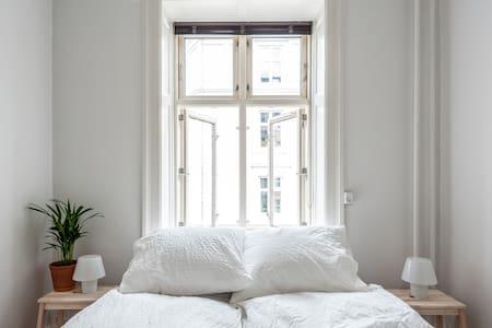 Unique: Clean and Bright Guest Room in Best Area - Copenhagen