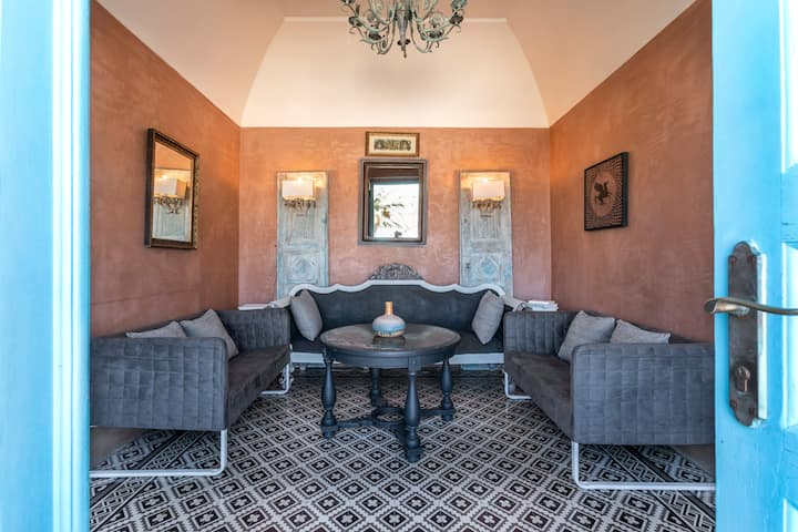 Rent a historic apartment in a former winery!