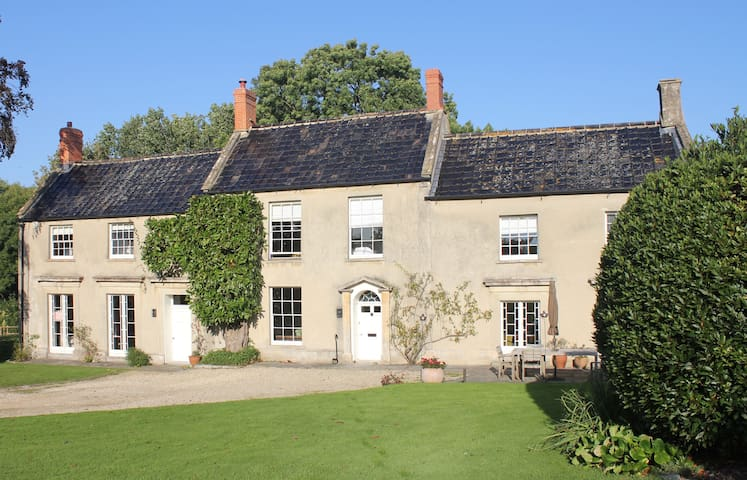 Bed and Breakfast at Lubborn House (2 Blue) - Baltonsborough